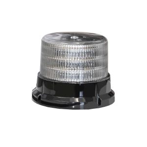 LED Beacon, Clear, 9-33V,134mm, 167m