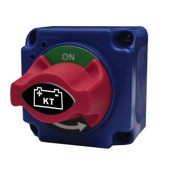 Battery Switch, 2 Way, LED Indicator