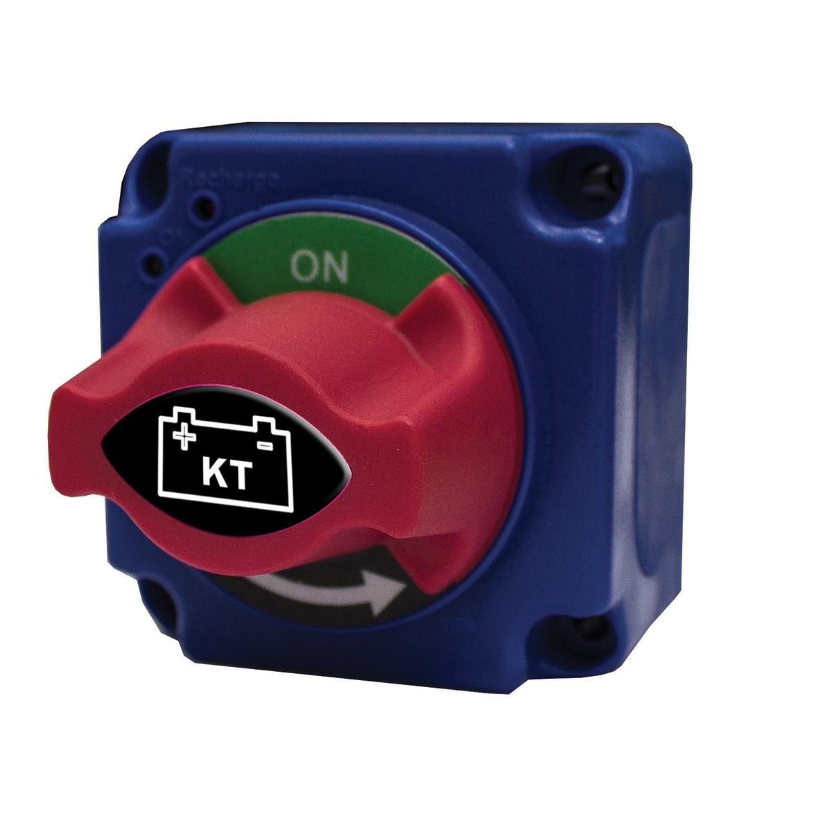 Battery Switch  2 Way  Led Indicator