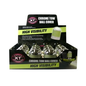 Towball Cover, High Visibility, Counter Top Display, Pack of 12