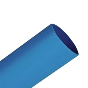 Heatshrink, 25mm, Blue, 50M Spool
