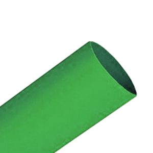Heatshrink, 25mm, Green, 1.2M