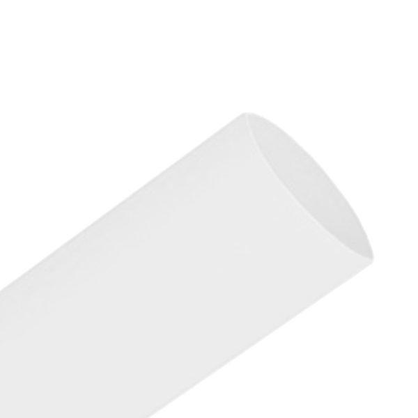 Heatshrink, 38mm, White, 1.2M