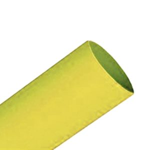 Heatshrink, 10mm, Yellow, 1.2M