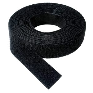 Velcro One Wrap, 25mm, Black, 22.8M