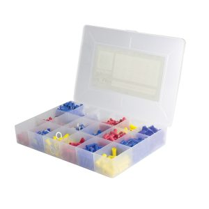 Insulated Terminal Kit Assortment, 785 Pieces