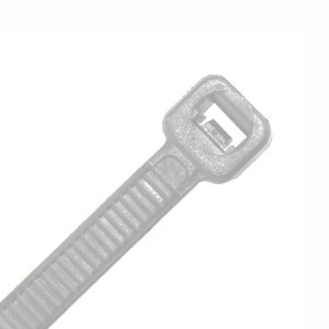 Cable Tie, Nylon UV, Natural, 300mm x 4.8mm