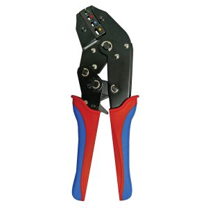 Terminal Crimper, Pre-Insulated, Aviation, 0.14 - 6mm²