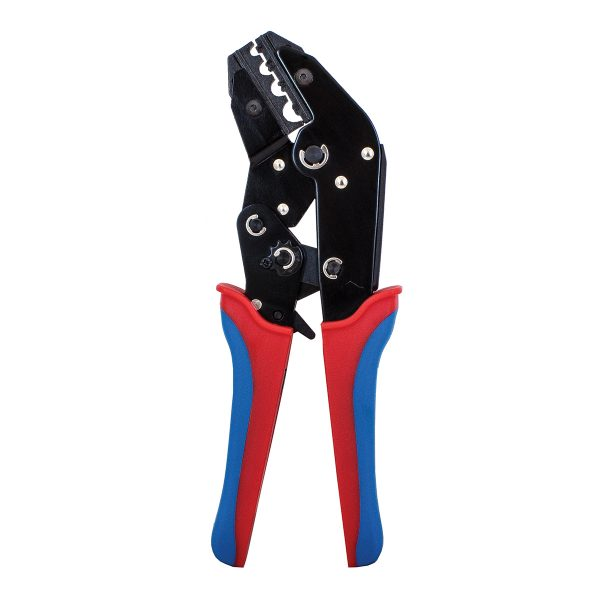 Terminal Crimper, Non-Insulated, 2.5 - 16mm_