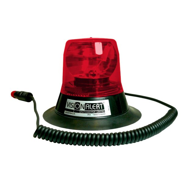 Beacon, 24V, 400 Series, Red