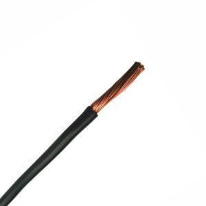 Automotive Single Core Cable, Black, 4mm, 26/.30 Stranding, 100M