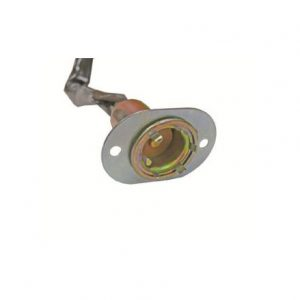Globe Holder, Suits BA15s, Push Lock/Mounting Bracket