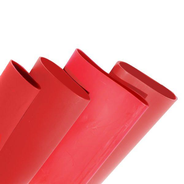 Adhesive Heatshrink, 6mm, Red, 8 Piece Blister Pack