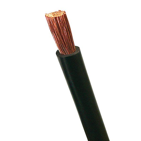 Automotive Battery Cable, Black, 6B&S, 189/.30 Stranding, 100M
