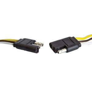 Harness Connector, Weatherproof, 3 Way, Blister