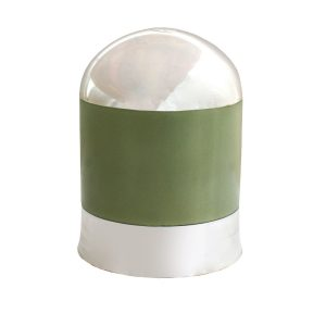 Tow ball Cover, High Visibility, Chrome, Single