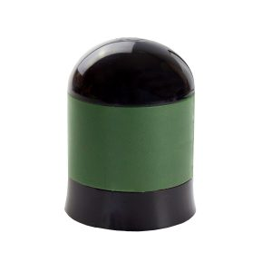 Tow ball Cover, Black Colour, High Visibility, Merchandiser Pack of 12