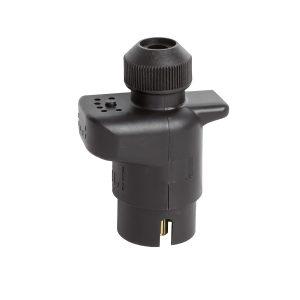 7 Pin, Large Trailer Plug, LED