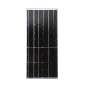 150 Watt, 12V Single Cell Mono-crystalline Solar Panel