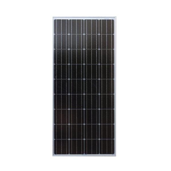 150 Watt, 12V Single Cell Mono-crystalline Solar Panel