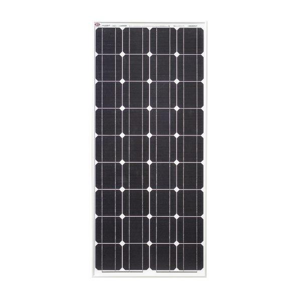 100 Watt, 12V Single Cell Mono-crystalline Solar Panel