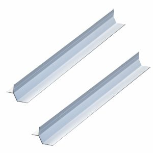 Solar Panel EZY Mounting Rails, 2 x 1580mm Lengths, Twin Pack