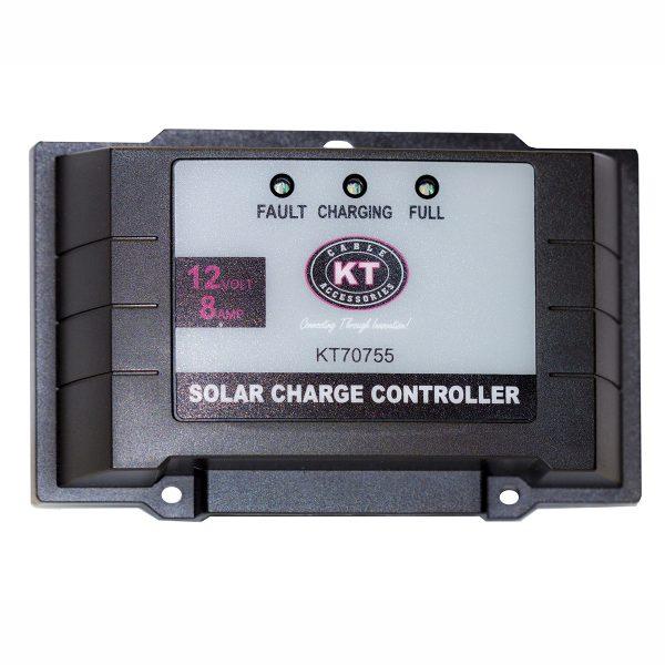 Solar Charge Regulator PWM, 8Amp
