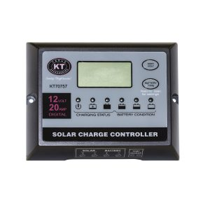 Solar Charge Regulator PWM, 20Amp