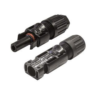 MC4 - Male/Female In Line Twin Pack With Pins (SAA) Product Image 1