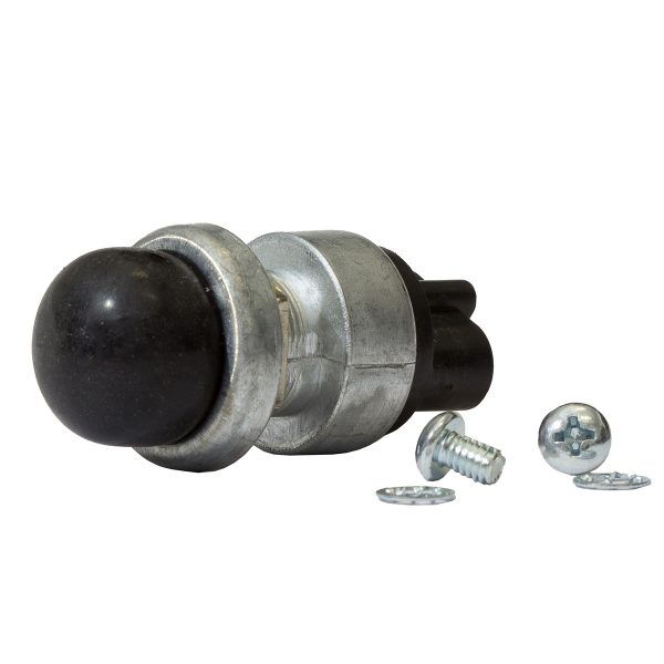 Momentary Heavy Duty Push Button Switch, 60Amps at 12V, Bulk Qty 1