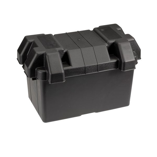 Battery Box, Small, Size 280mm x 195mm x 200mm