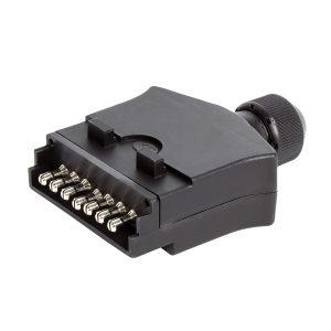7 Pin, Flat Trailer Plug