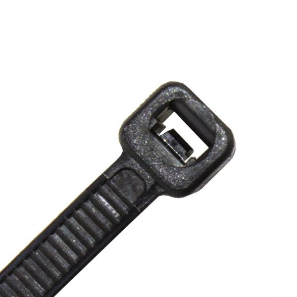 Cable Tie, Nylon UV, Black, 760mm x 9.0mm