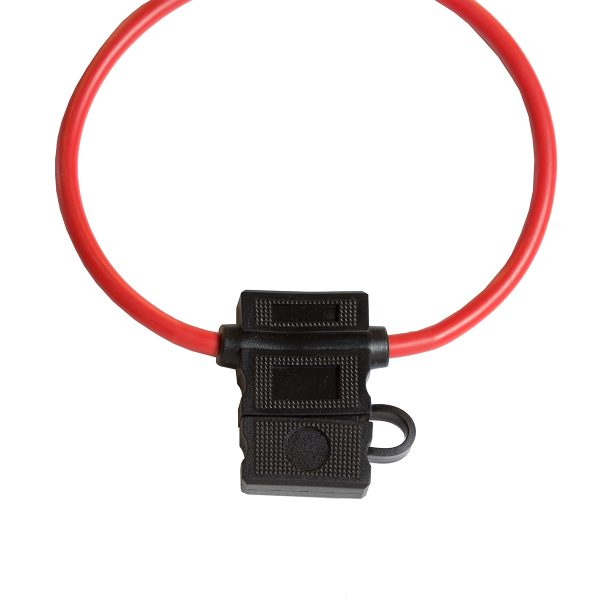 Blade Fuse Holder, Water Resistant, 5.2mm, (10Awg)