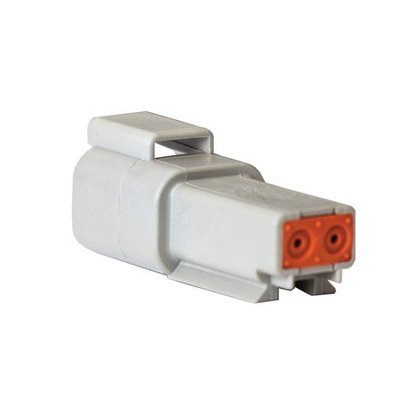 2 Pin, Deutsch Socket