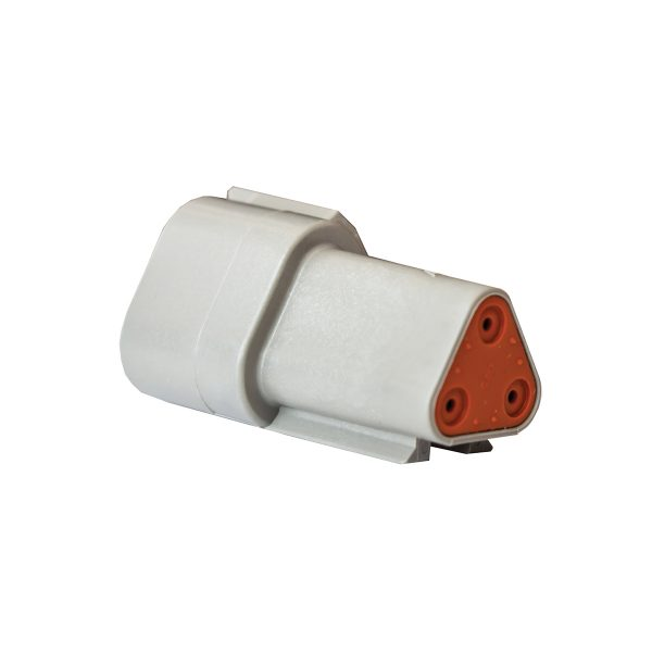 3 Pin, Deutsch Socket