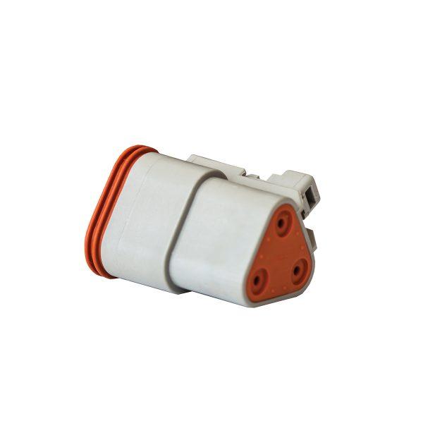3 Pin, Deutsch Plug