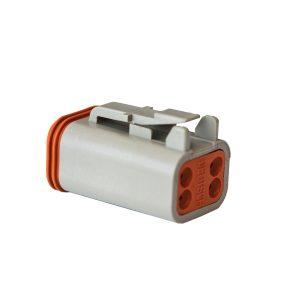 4 Pin, Deutsch Plug