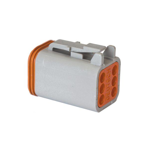 6 Pin, Deutsch Plug