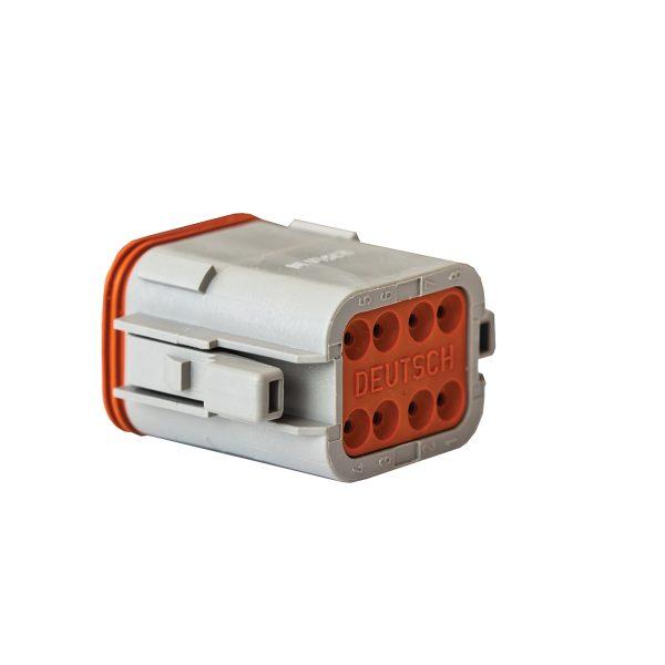 8 Pin, Deutsch Plug