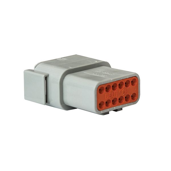 Deutsch, Mini Socket, 12 Pin