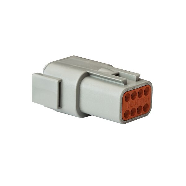 Deutsch, Mini Socket, 8 Pin
