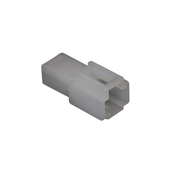 Connector, 250 Series, 1 Pin, Female