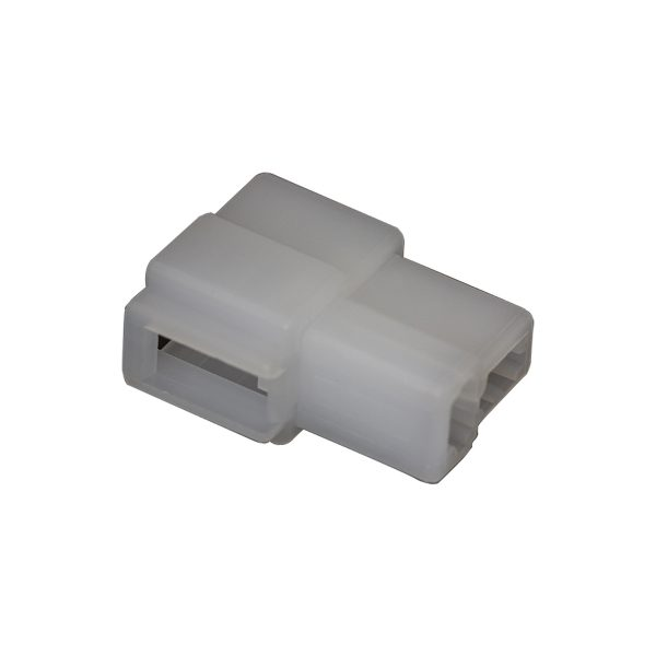 Connector, 250 Series, 2 Pin, Female