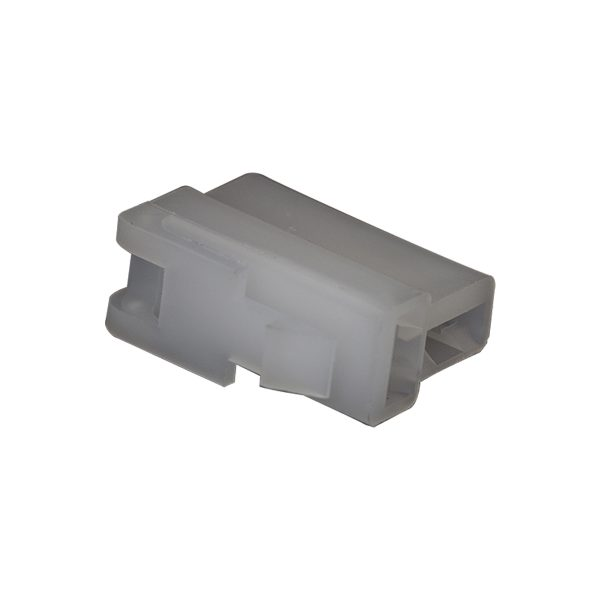 Connector, 250 Series, 2 Pin, Male