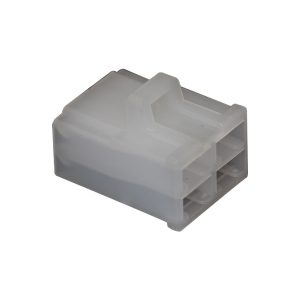 Connector, 250 Series, 4 Pin, Female