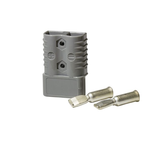 Heavy Duty Connector, 350Amp, Grey