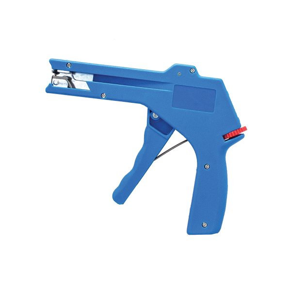 Cable Tie Gun, Plastic, Wide, 2.2mm to 4.8mm
