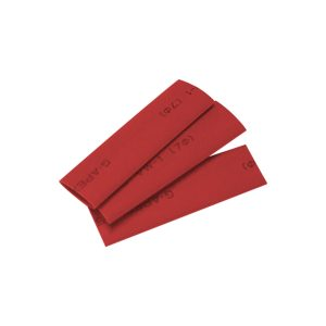 Heatshrink, 2mm, Red, 1.2M