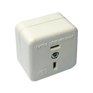 Low Voltage, Extension Socket, 32V, 15Amp